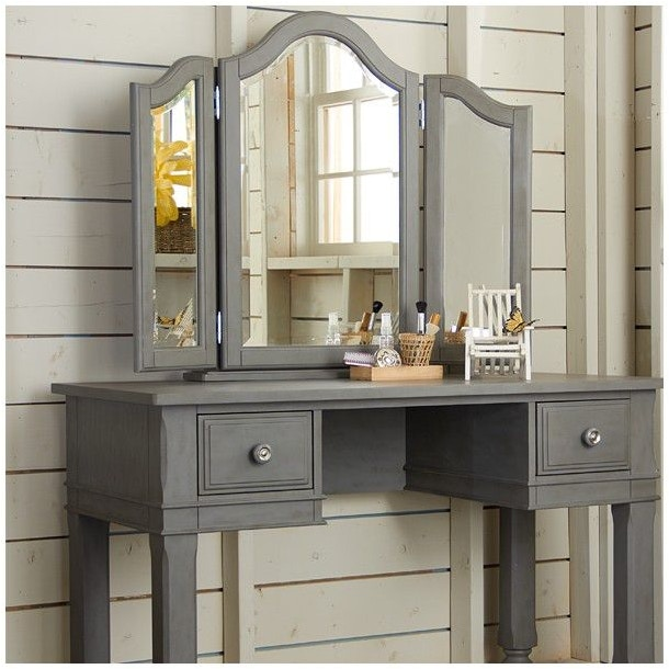 hillsdale and lake house vanity jewelry mirror