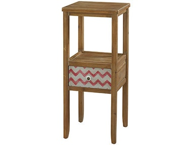 Powell Furniture Squiggly-Dee Accent Table 111-269