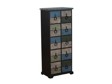 Powell Furniture Calypso Tall Drawer Chest 114-394