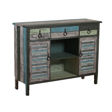 Powell Furniture Calypso Server 114-685  sc 1 st  Claussenu0027s Furniture & Living Room Cabinets - Claussens Furniture - Lakeland and Winter ...