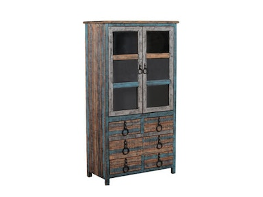 Powell Furniture Calypso High Cabinet 114-861