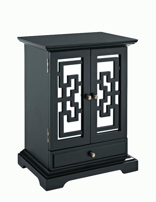 Powell Furniture Accessories Larissa 2 Door Jewelry Box 126 J112