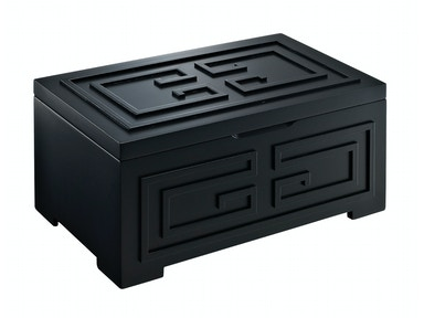 Powell Furniture Enna Black Jewelry Box 126-J117