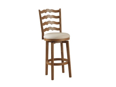 Powell Furniture Big And Tall Ladderback Barstools 14B7004BS