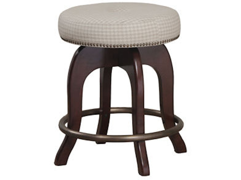 Powell furniture dining room backless counter stool for Furniture 4 less decatur al