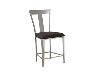 Powell Furniture Metal Contemporary Counter Stool 14B8046CS