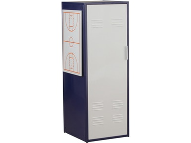 Powell Furniture Hoops Basketball Bed Locker 14Y2002LO