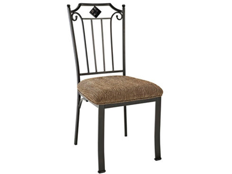 Powell Furniture Dining Room Kendale Side Chair 176 434 La Waters