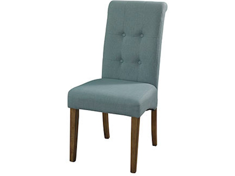 Surprising Powell Furniture Dining Room Townsend Tufted Blue Parson Uwap Interior Chair Design Uwaporg