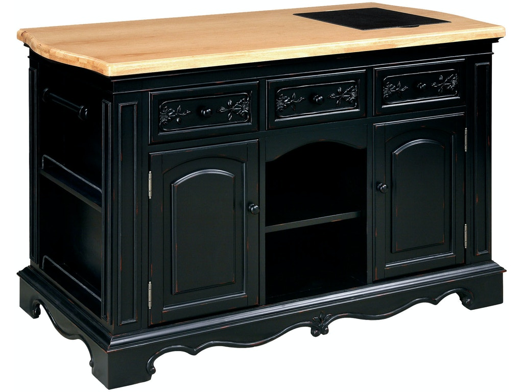 Uncategorized Powell Kitchen Island powell furniture pennfield kitchen island 318 416 bostic sugg 416
