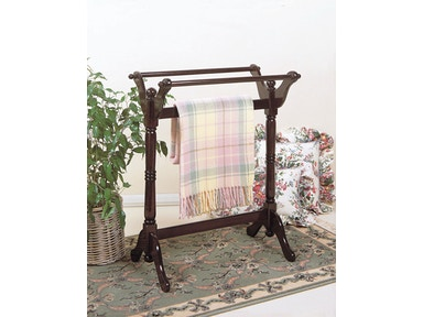 Powell Furniture Heirloom Cherry Blanket Rack 441