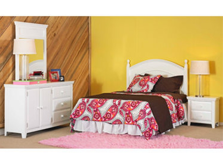 Powell Furniture Youth Wendy Full Bed In A Box 472 198