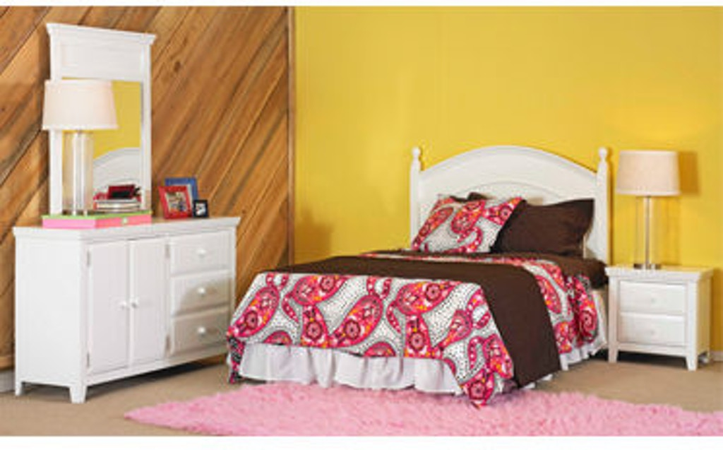 powell furniture youth wendy full bed in a box 472 198 simply discount furniture santa. Black Bedroom Furniture Sets. Home Design Ideas