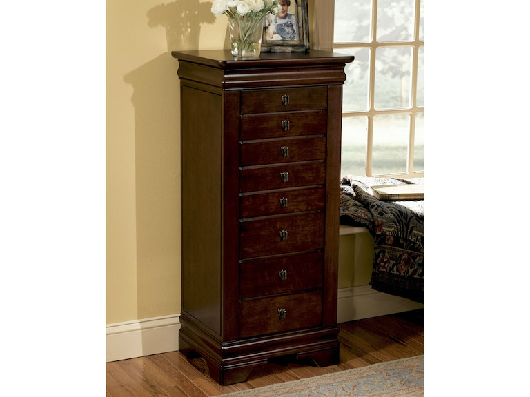 Powell Furniture Accessories Louis Philippe Marquis Cherry ...