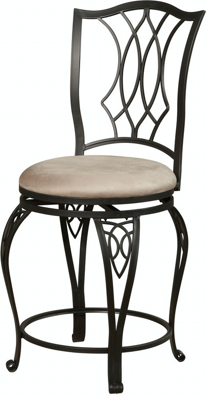 Powell Furniture Dining Room Big And Tall Diamond Top Counter Stool 586