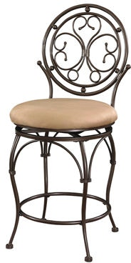 Powell Furniture Dining Room Big And Tall Scroll Circle