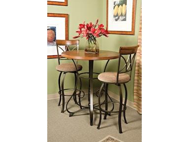 Powell Furniture Dining Room 6 Pc Turino Dining Set 457