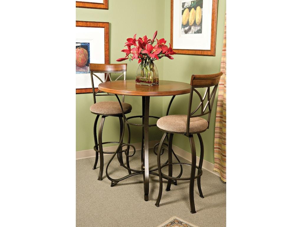 Powell Furniture 3 PC Hamilton Pub Set