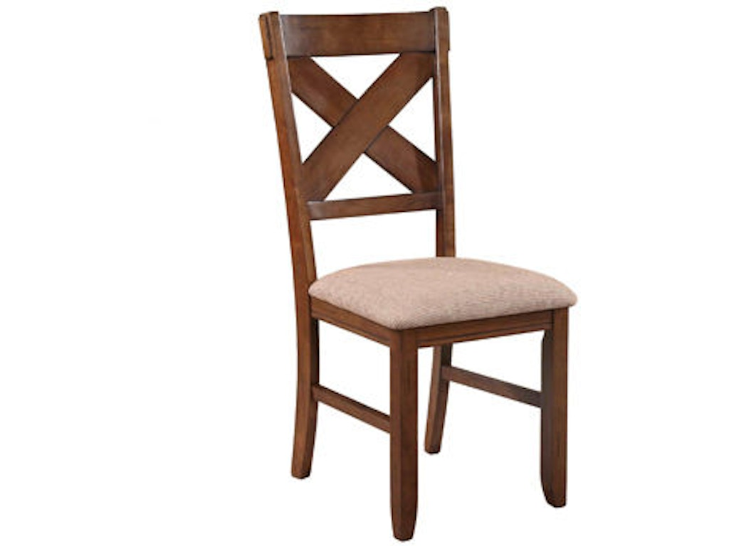 Powell Furniture Dining Room Kraven Dining Side Chair 2 Pcs In 1 Carton 713 434 Russell 39 S