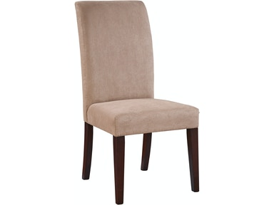 Powell Furniture Slip Over Parsons Chair, 18-1/2 Inch Seat Height - 2 Pcs In 1 Carton 741-440