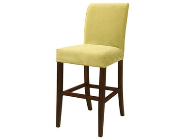 Powell Furniture Basil Green Velvet Slip Over Slipcover - Pack 1 (Fits 742-430 Counter Stool Or 742-432 Bar Stool. Stool Not Included.) 742-259Z