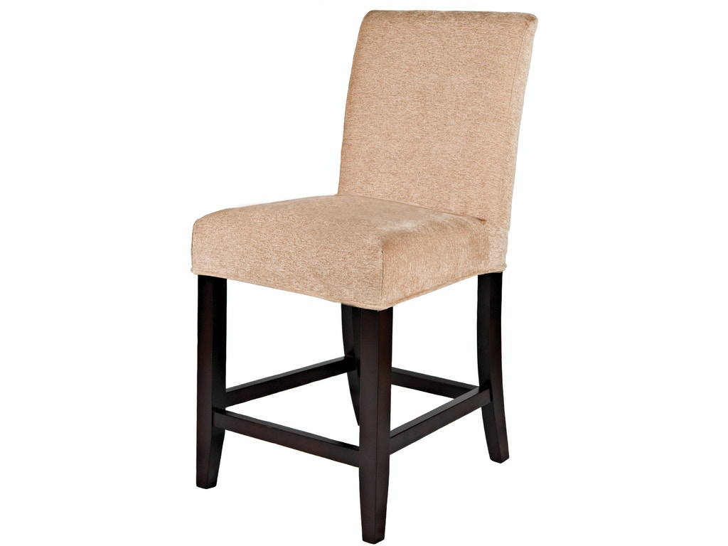 Powell furniture living room slip over counter stool 24 for Furniture 24