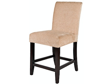 Powell Furniture Slip Over Counter Stool, 24 Inch Seat Height 742-430