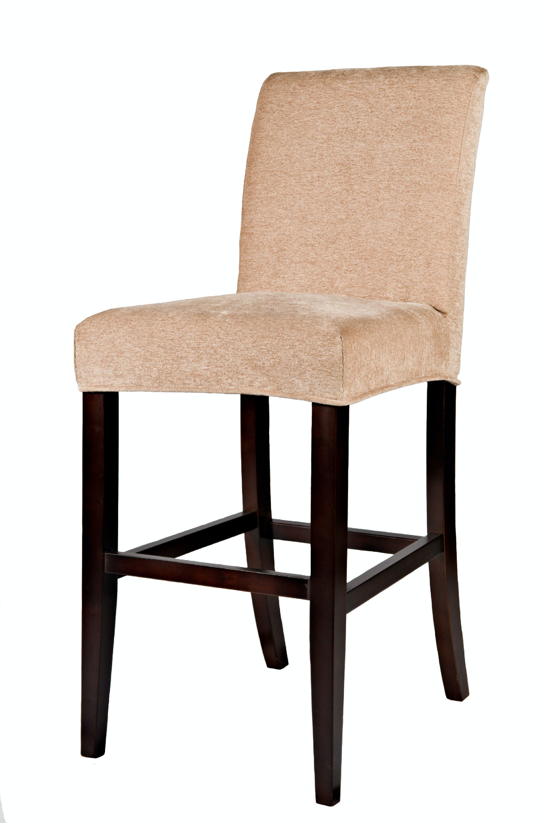 Powell Furniture Living Room Slip Over Bar Stool 30 Inch Seat
