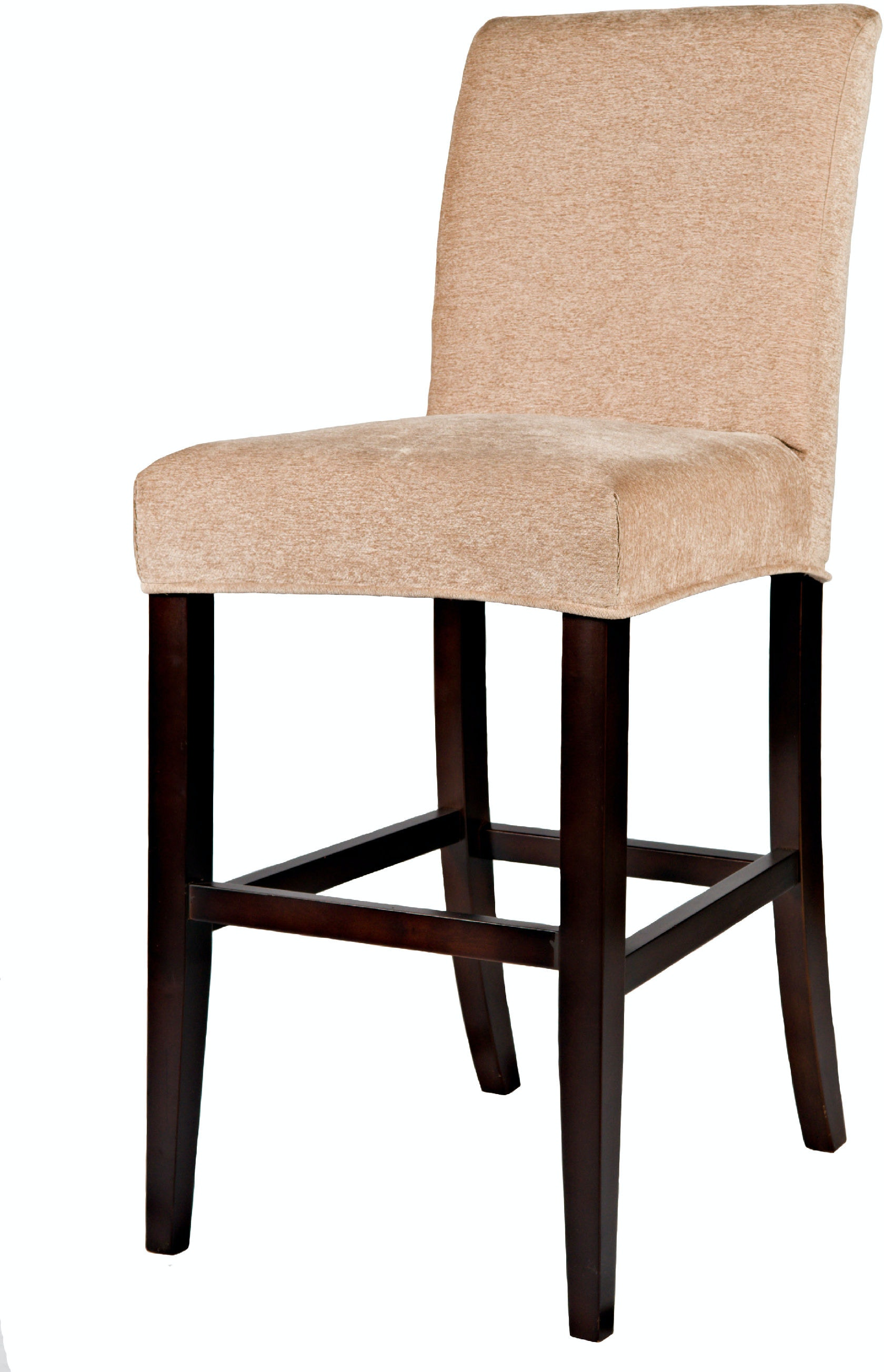 Powell Furniture Living Room Slip Over Bar Stool 30 Inch
