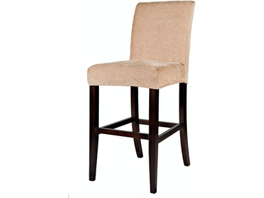 Powell Furniture Slip Over Bar Stool, 30 Inch Seat Height 742-432