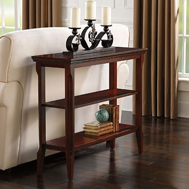 Powell Furniture Living Room Soho Console Table 853 225 At Carol House  Furniture