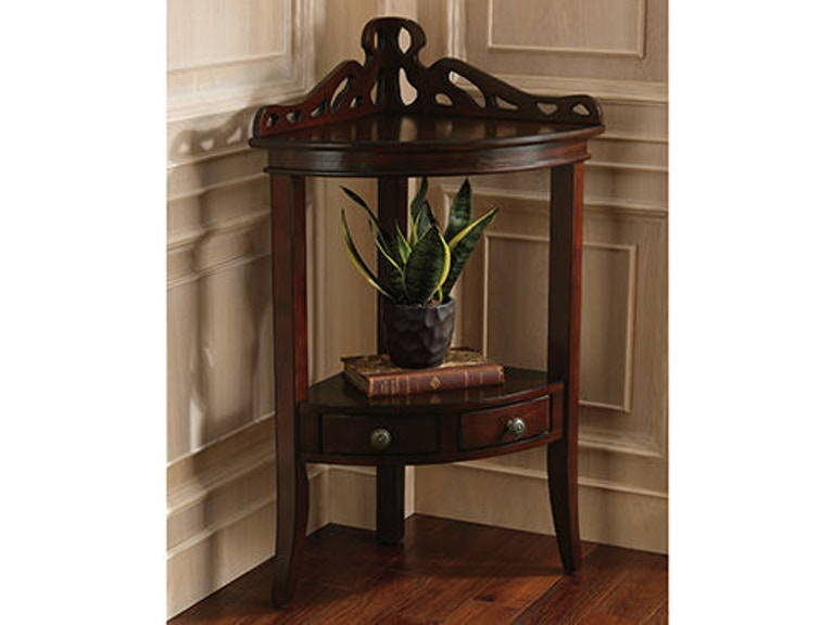 Powell Furniture Gallery Corner Accent Table 853 269