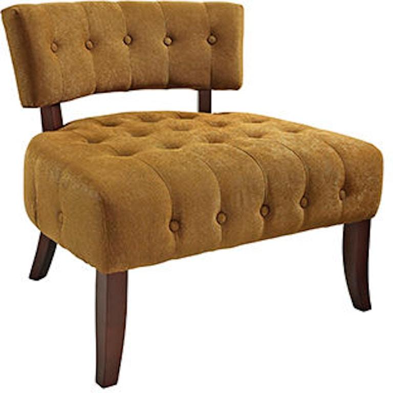 Sensational Powell Furniture Living Room Gold Lady Slipper Chair 893 623 Creativecarmelina Interior Chair Design Creativecarmelinacom