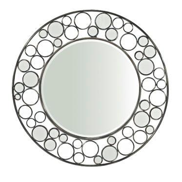Reflections Round Mirror