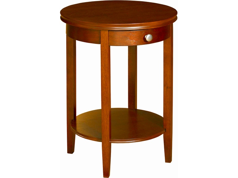 Powell furniture living room shelburne cherry accent table 998 506 powell furniture shelburne cherry accent table 998 506 gumiabroncs Gallery