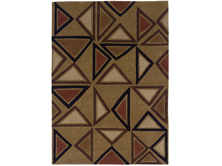 Powell Furniture Floor Coverings Trio 054 Rug Trio 54 Dewey