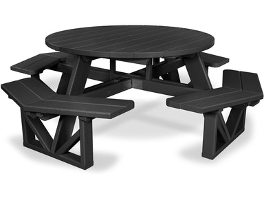 Polywood Outdoor Patio 53 Octagon Table Ph53 Lindsey S