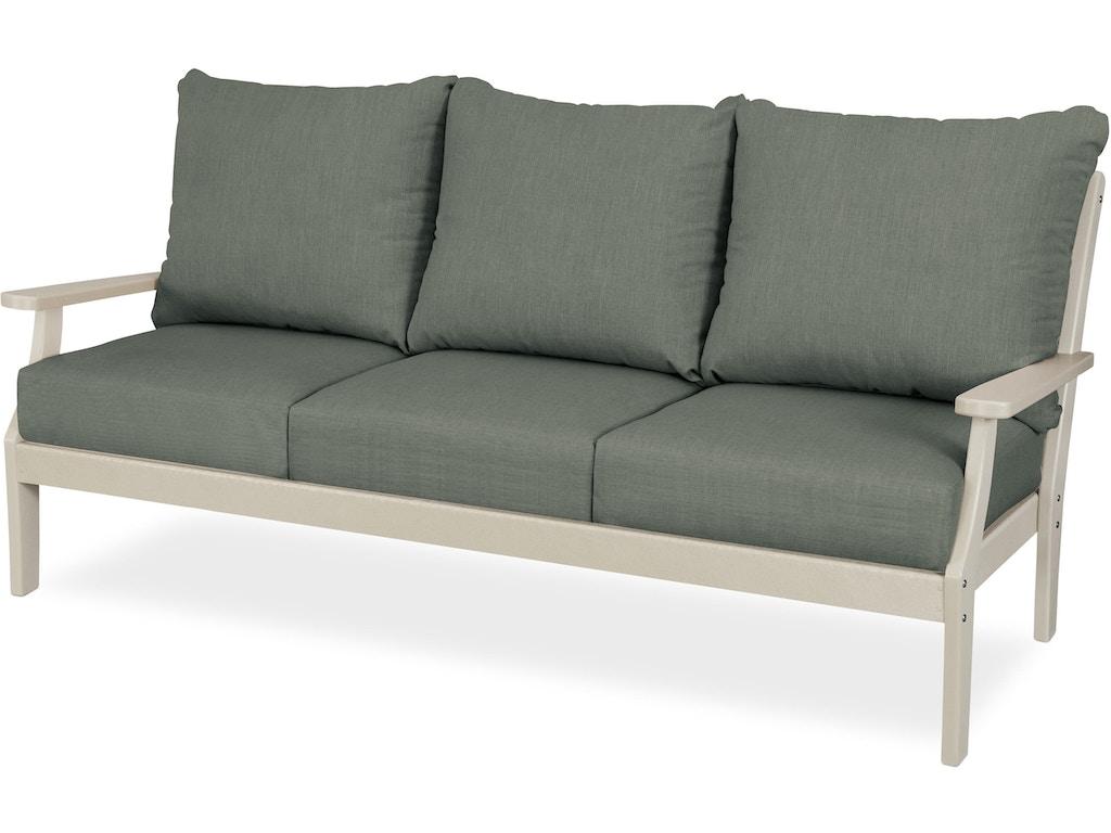 Braxton Deep Seating Sofa Wcc4503sa48092