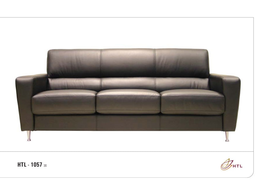 HTL Three Cushion Sofa 1057 3S