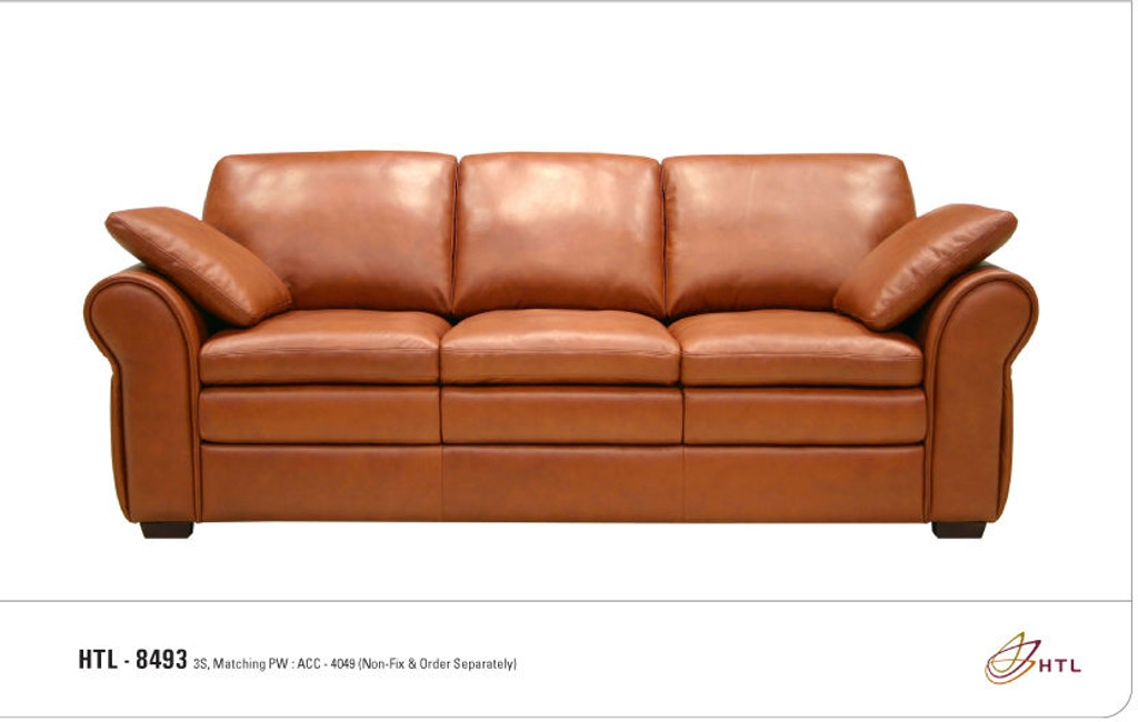 Htl Living Room Sofa 8493 3s Anna S