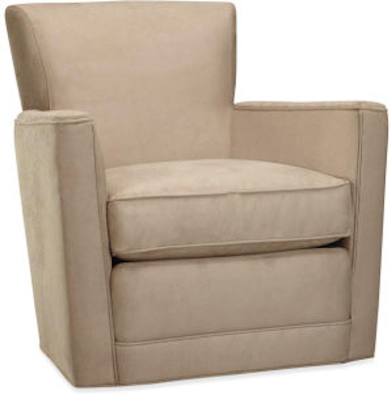 Lee Industries Living Room Swivel Chair 1017 01sw Toms