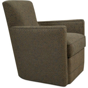 Lee Industries Swivel Chair 1017 01SW