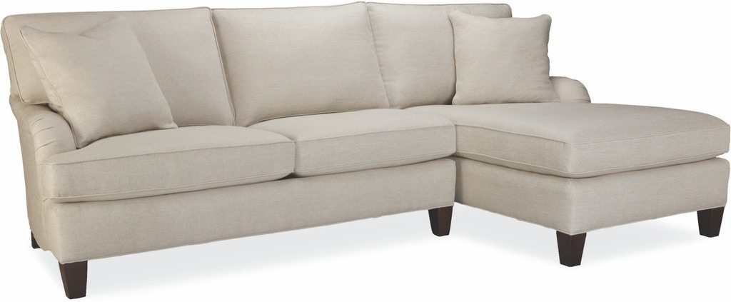 Lee Industries Living Room Sectional Series 1074 Series