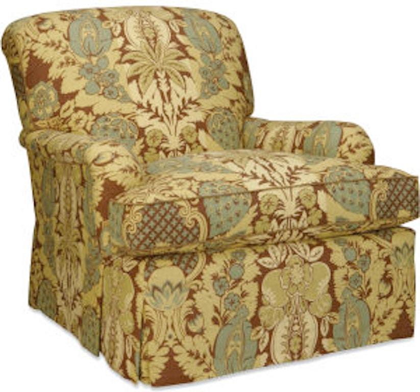 Lee Industries Living Room Chair 1077 41 Georgia