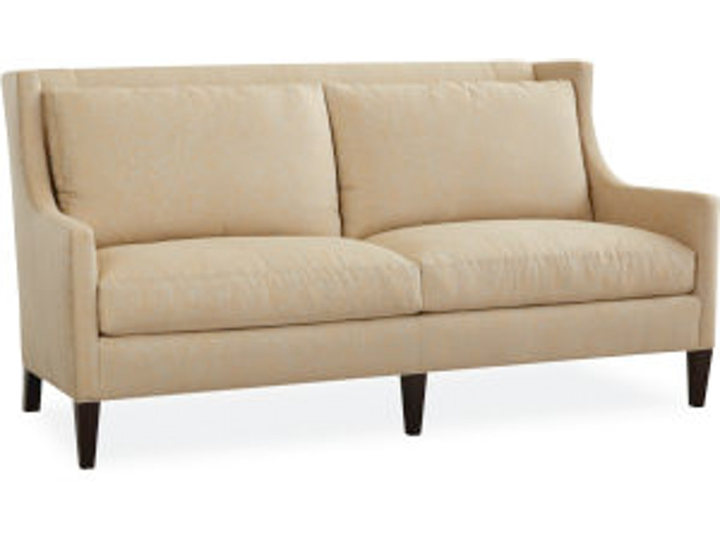 Lee industries living room apartment sofa 1293 11 for Sofa design for hall