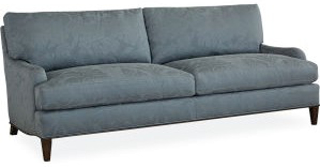Lee Industries Living Room Two Cushion Sofa 1303 32 Toms
