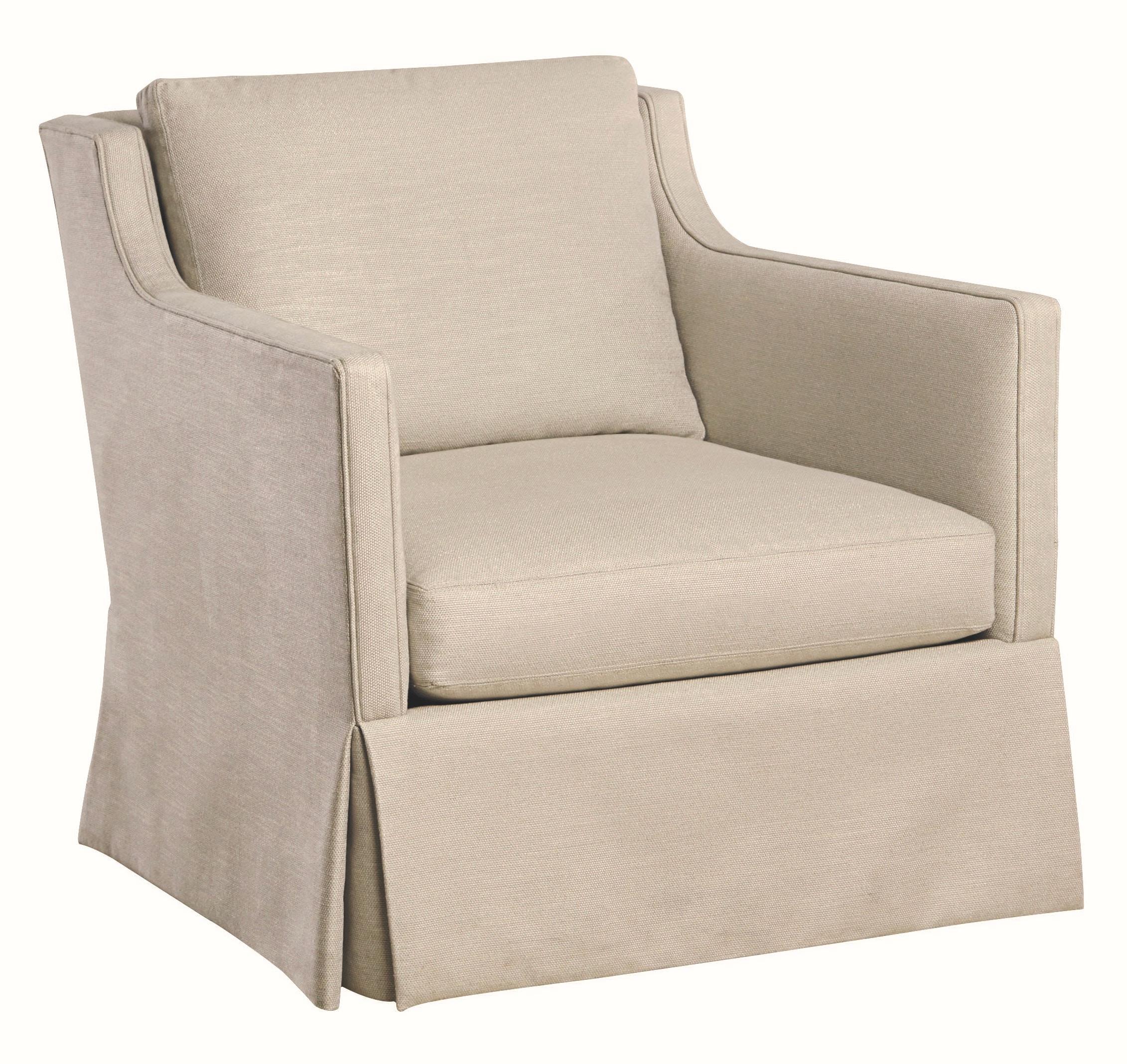 Lee Industries Swivel Chair 1401 01SW
