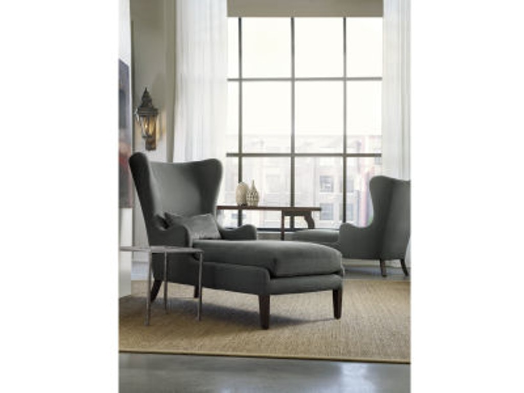 Lee industries living room chaise 1723 21 shofer 39 s for Chaise living room