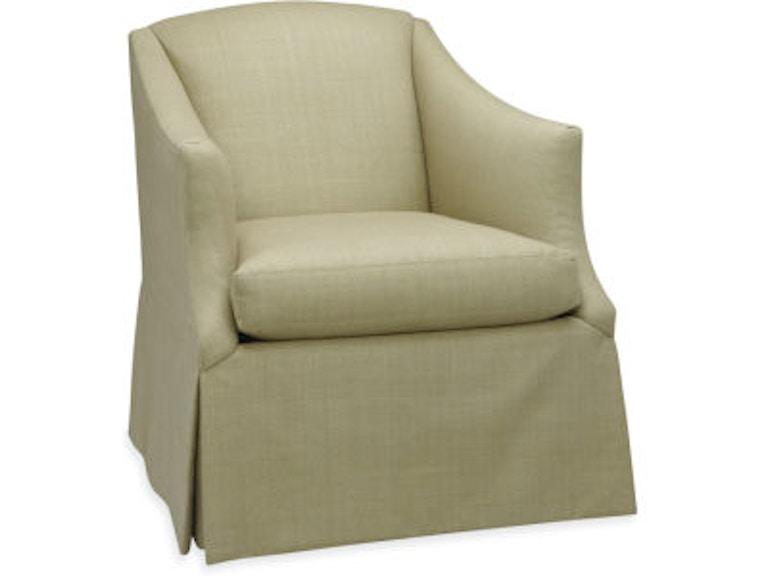 Lee Industries Living Room Swivel Chair 1931 01sw Tin