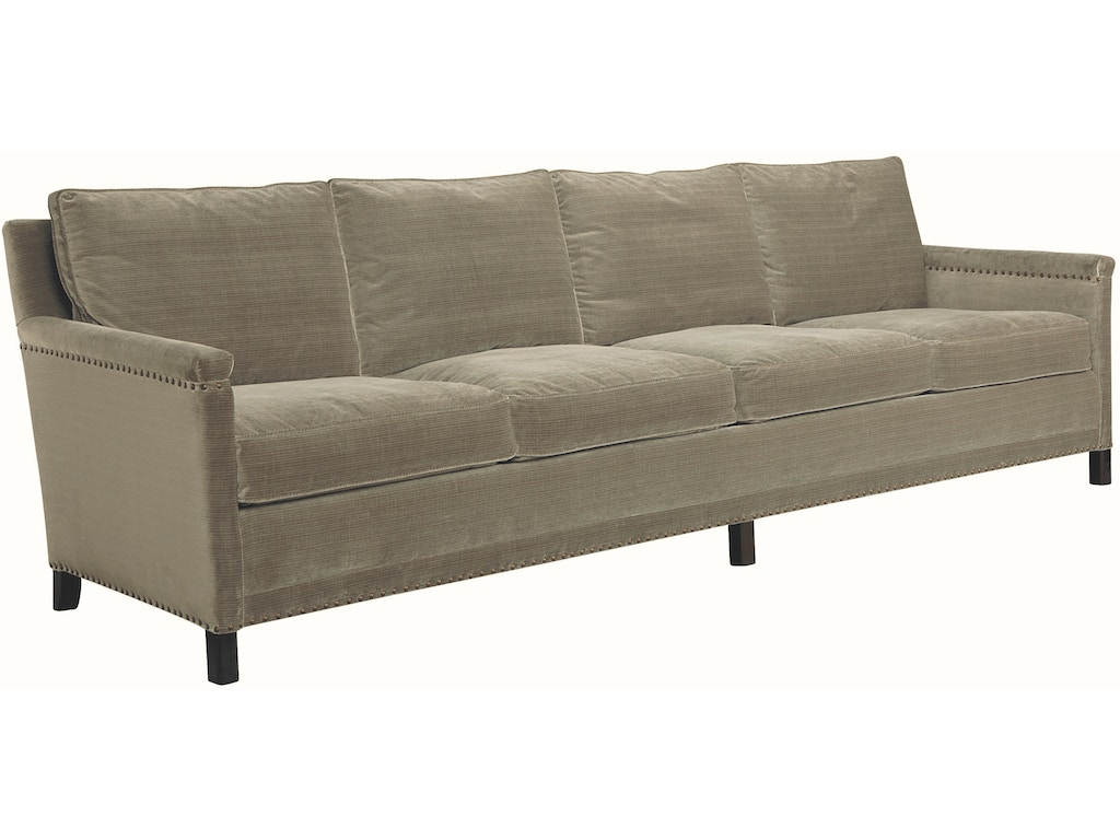 Lee industries living room extra long sofa 1935 44 for How long is a loveseat
